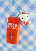 【震撼精品百貨】Hello Kitty 凱蒂貓~KITTY鑰匙圈-手電筒
