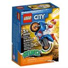 LEGO樂高 City 城市系列 飛天特技摩托車_LG60298