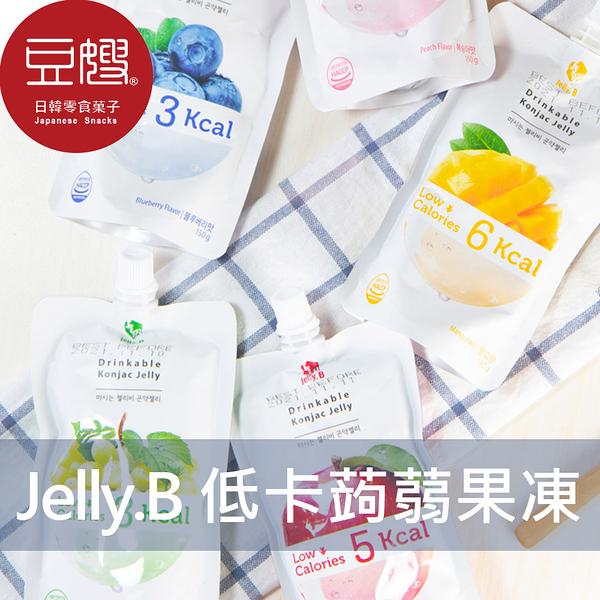 【豆嫂】韓國零食 Jelly.B 低卡蒟蒻果凍(多口味)