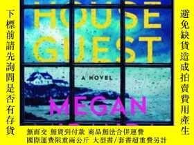 二手書博民逛書店最後一位房客罕見英文原版 Last House Guest 梅根