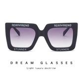 歐美時尚潮流太陽鏡 墨鏡 太陽眼鏡【五巷六號】y7
