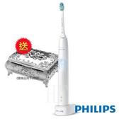 送設計款珠寶盒 [PHILIPS飛利浦] Sonicare智能護齦音波震動牙刷 HX6809