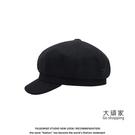 畫家帽 造型帽 韓版新款貝雷帽子女顯臉小文藝復古報童帽畫家帽百搭八角帽秋冬款