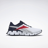 Reebok Zig Dynamica 2.0 [FY9946] 男鞋 慢跑鞋 運動 休閒 輕量 支撐 緩衝 白 深藍