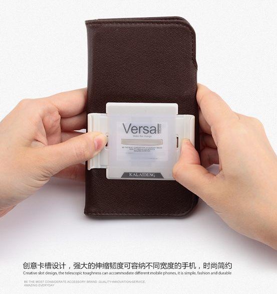 ★KALAIDENG 卡來登 萬能系列 (小款) 3.8~4.2吋 皮套/保護殼 Galaxy Ace 2 i8160/Ace 3 S7270/S Duos S7562