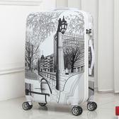 店長推薦卡通學生旅行箱萬向輪行李箱男女pc密碼兒童拉桿箱包24寸潮20鏡面