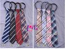 ★草魚妹★k1203拉鍊領帶39CM拉鍊領帶免手打領帶短版領帶窄領帶6CM,售價170元