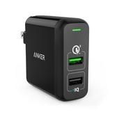 【ANKER】充電器 PowerPort QC3.0 A2024
