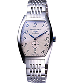 LONGINES 浪琴 Evidenza 藝術酒桶型腕錶/手錶 L26424736