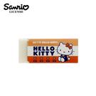 【日本正版】凱蒂貓 x MONO橡皮擦 日本製 塑膠擦 擦布 Hello Kitty TOMBOW 蜻蜓牌 - 605104