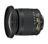 Nikon AF-P 10-20mm F4.5-5.6G VR DX 專用超廣角鏡頭  F/4.5-5.6G【榮泰公司貨】