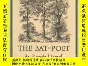 二手書博民逛書店The罕見Bat-poetY364682 Randall Jarrell Harpercollins 出版1