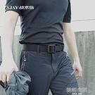 戰術鳥(高端)戶外尼龍腰帶運動休閒皮帶男帆布編織軍特種兵褲帶