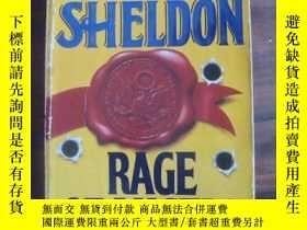 二手書博民逛書店Rage罕見of AngelsY85718 Sidney She