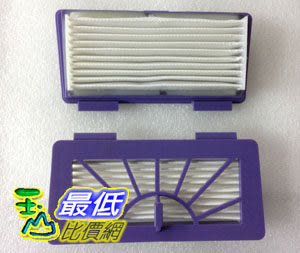 [一組 2入] 相容型 Neato Hepa 濾網 Neato Pet & Allergy Filter Pack 適用XV21 XV-11 XV-12 XV-14 ,XV-21 , XV-15