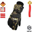 [UF72]UF-1301/黑騎士/進口鐵斯龍防潑塗層HEAT1-TEX保暖纖維滑雪手套(升級版)