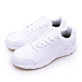 LIKA夢 DIADORA 迪亞多那 輕量健走運動鞋 輕旅行者 系列 白色學生鞋 白 7509 男