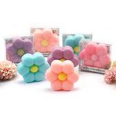 幸福婚禮小物❤可愛的小花香皂(盒裝)---1組10入❤迎賓禮/二次進場/活動小禮物/送客禮/香皂