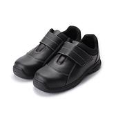 PAMAX 寬黏帶機能鋼頭安全鞋 黑 男
