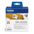 Brother DK-22225 白底黑...