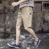 男士五分褲短褲休閒褲