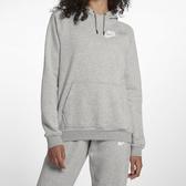 Nike Sportswear Rally [AJ6316-050] 女款 運動 健身 連帽 長袖 上衣 舒適 柔軟 灰