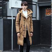 男生冬季冬裝男款羽絨棉服外套 型男男士潮流百搭棉襖外衣 冬天加厚休閒夾克冬天加絨上衣