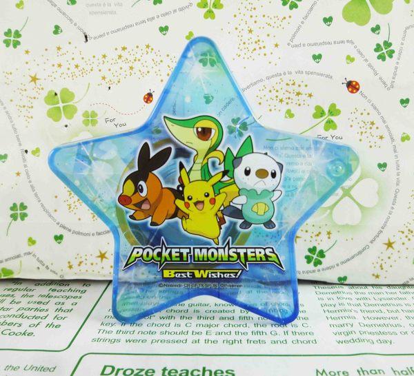 【震撼精品百貨】神奇寶貝_Pokemon~膠台-藍星