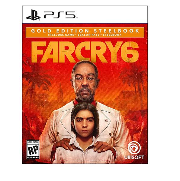 PS5 極地戰壕6 極地戰嚎 6 Farcry6 中文 黃金版 +自由民組合包【預購10/7】