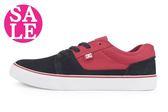 DC休閒板鞋 男鞋 現貨 低筒 休閒穿搭 六折出清H9435#黑紅◆OSOME奧森童鞋/小朋友