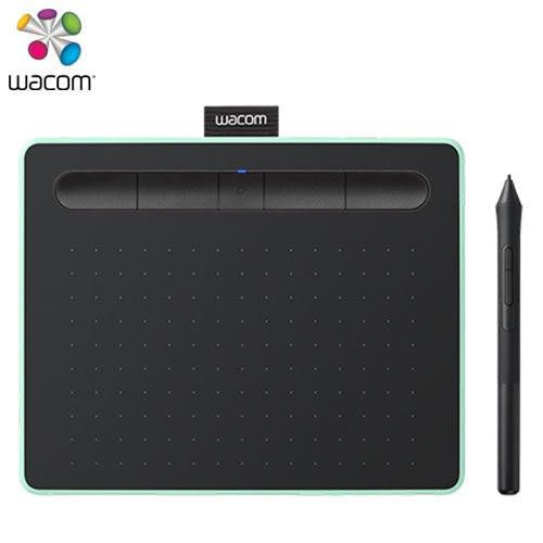 全新 Wacom Intuos Comfort Small 繪圖板 (藍芽版)(綠) CTL-4100WL/K0 一年保固