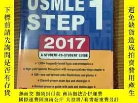 二手書博民逛書店FIRST罕見AID USMLE STEP2017Y368489