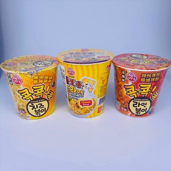 韓國不倒翁杯麵 泡麵 方便麵 即時泡麵 乾麵
