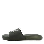 Puma Popcat [36026524] 男女 涼鞋 拖鞋 時尚 必備 舒適 緩震 輕量 黑白