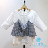 ❖ Hot item ❖ 兩件式馬甲上衣 - earth music&ecology