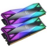 【免運費】威剛 ADATA XPG Spectrix D60G RGB DDR4-3200 8GB x2 = 16GB 桌上型 記憶體 16G