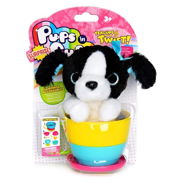 Pups in Surprise Cups 神奇茶杯裡的萌寵 Border Collie 邊境牧羊犬