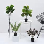 北歐ins風創意仿真綠植物室內盆景假盆栽家居裝飾品客廳落地擺件 森活雜貨