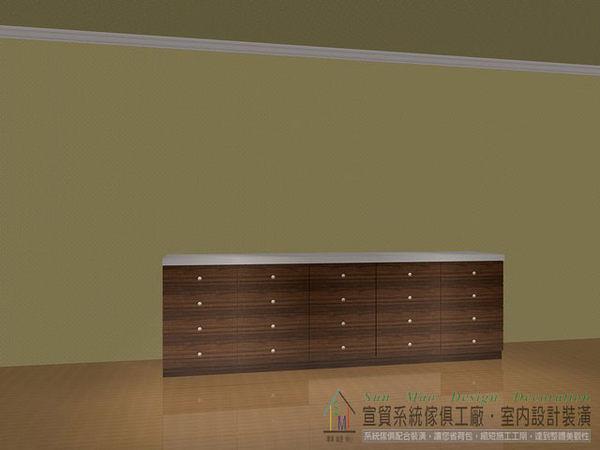 系統家具/價格/台中系統家具/推薦/系統櫃/系統櫥櫃工廠//室內設計/木工裝潢/系統矮收納櫃sm0707