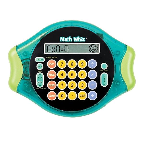 [2美國直購] Educational Insights Math Whiz - 電子數學遊戲:加法、減法、乘法和除法