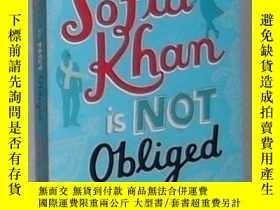二手書博民逛書店英文原版罕見Sofia Khan is Not Obliged