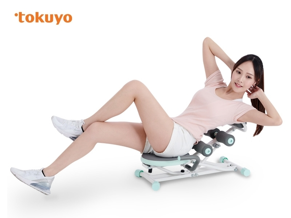tokuyo 核心肌Ez全方位美腹健腹器 TU-188 (4段阻力調整)