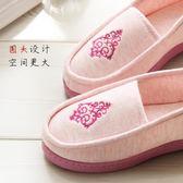 家居鞋室內防水包跟軟底夏產后防滑月子鞋春秋 LQ5145『miss洛羽』