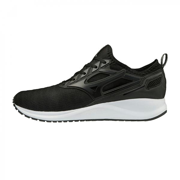 Mizuno Ezrun Cg [J1GE203809] 男鞋 慢跑 運動 休閒 健身 耐磨 透氣 舒適 美津濃 黑白