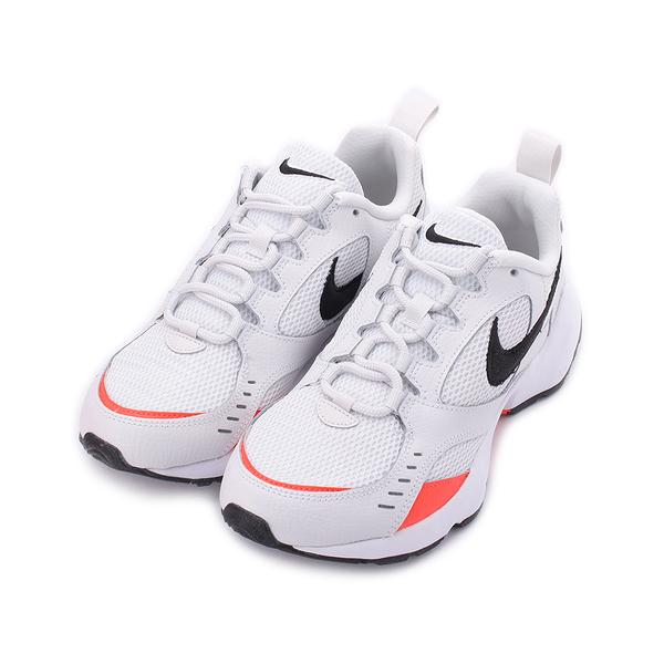 NIKE AIR HEIGHTS 10 復古老爹鞋 白黑紅 AT4522-001 男鞋