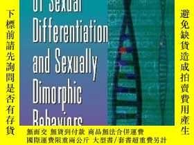 二手書博民逛書店Genetics罕見Of Sexual Differentiation And Sexually Dimorphi