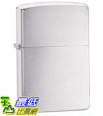 [美國直購 ShopUSA] Zippo Brushed Chrome Pocket Lighter 200