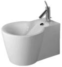 【麗室衛浴】 德國DURAVIT  STARCK 1   懸吊式下身盆   027415.00 (門市樣品出清價)