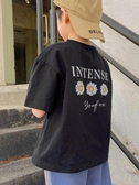 兒童男T恤 男童短袖T恤年夏季潮牌純棉韓版寬松小雛菊兒童夏裝男潮洋氣 寶貝計畫