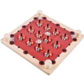 記憶棋游戲早教智力開發親子互動3-4-5-6歲